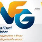 ENTREGA DA PREMIAÇÃO DA NOTA FISCAL GAÚCHA MÊS DE FEVEREIRO/2021