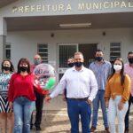 PREFEITO PRESTA CONTA DOS 100 DIAS DE GOVERNO